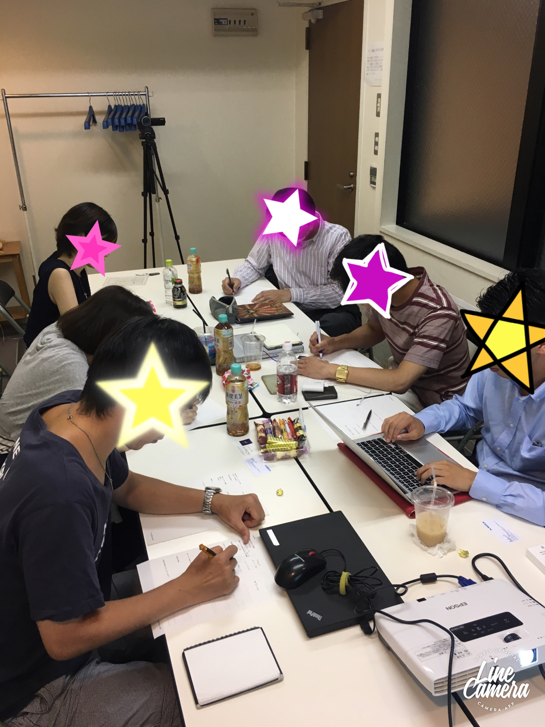 独立開局成功塾2期@大阪こんな素敵なメンバーです!!
