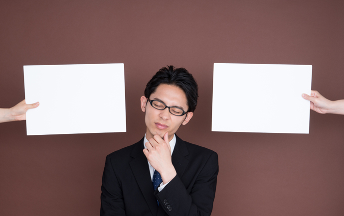管理人の転職ストーリー4~企業合併を経験したMR~