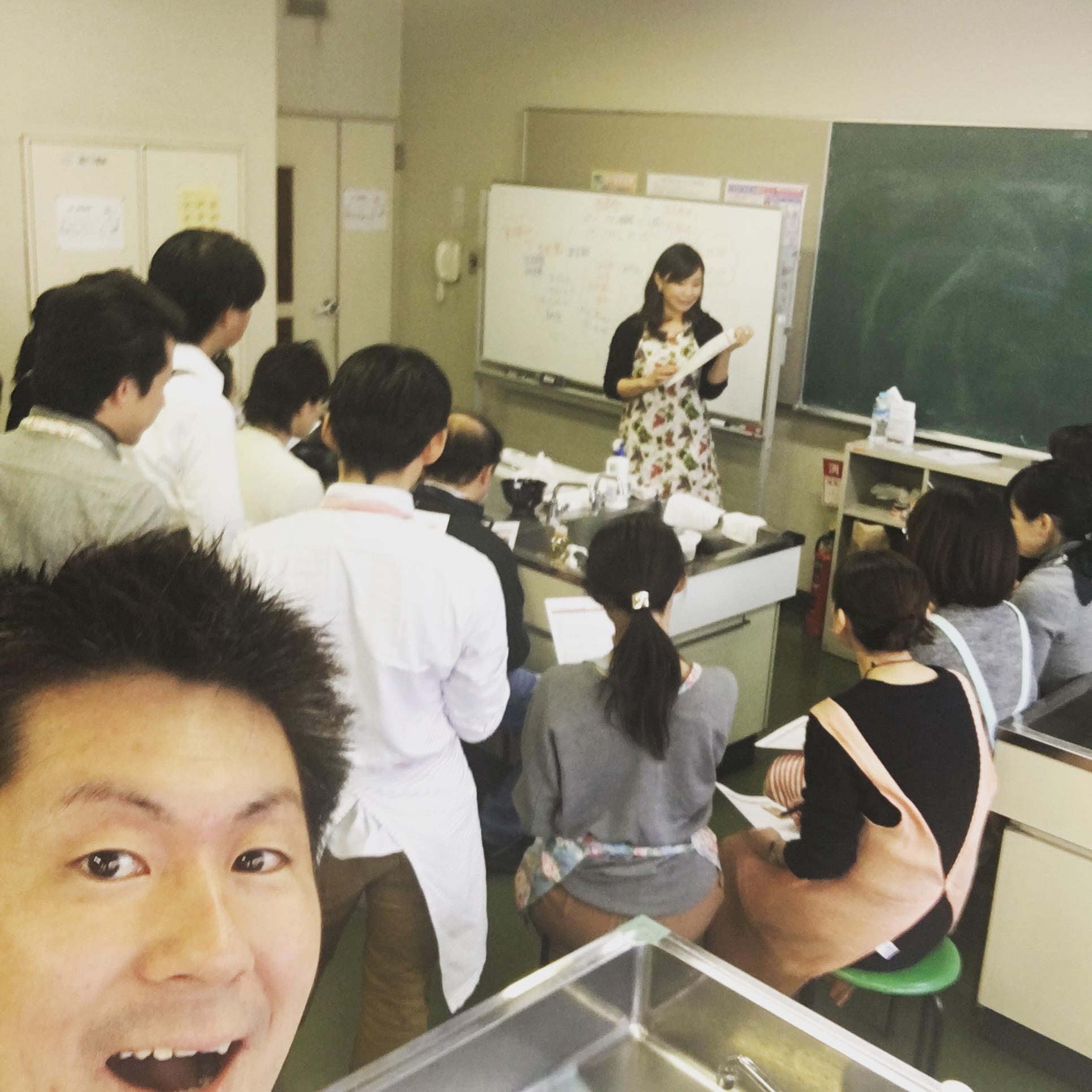 『薬剤師×料理教室』奇跡のコラボが起きました!