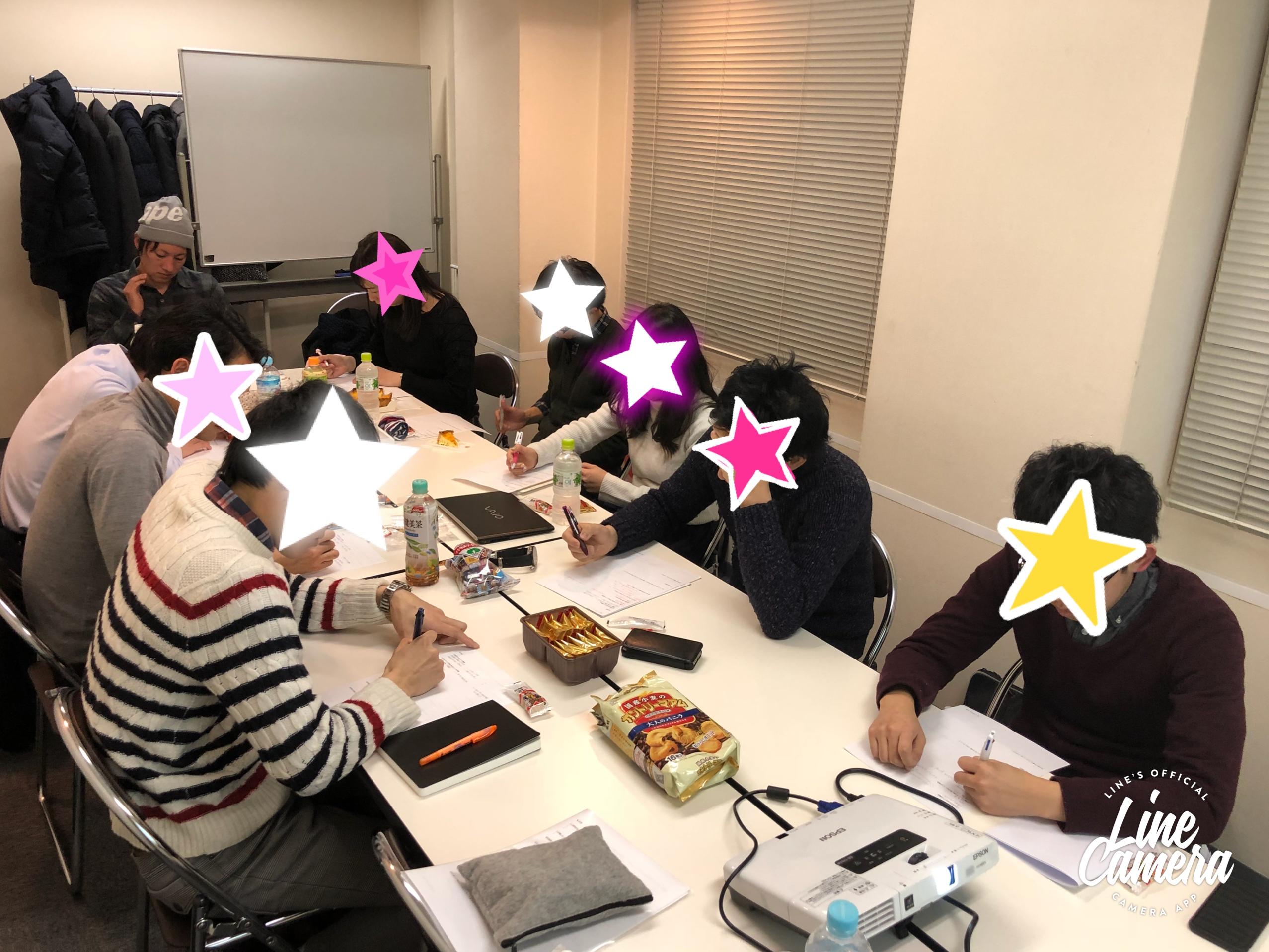 独立開局成功塾3期@大阪がスタート!!こんな情熱メンバーが揃いました